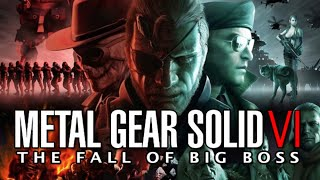 Metal Gear Solid 6: 10 Ways To Make It Work Without Kojima