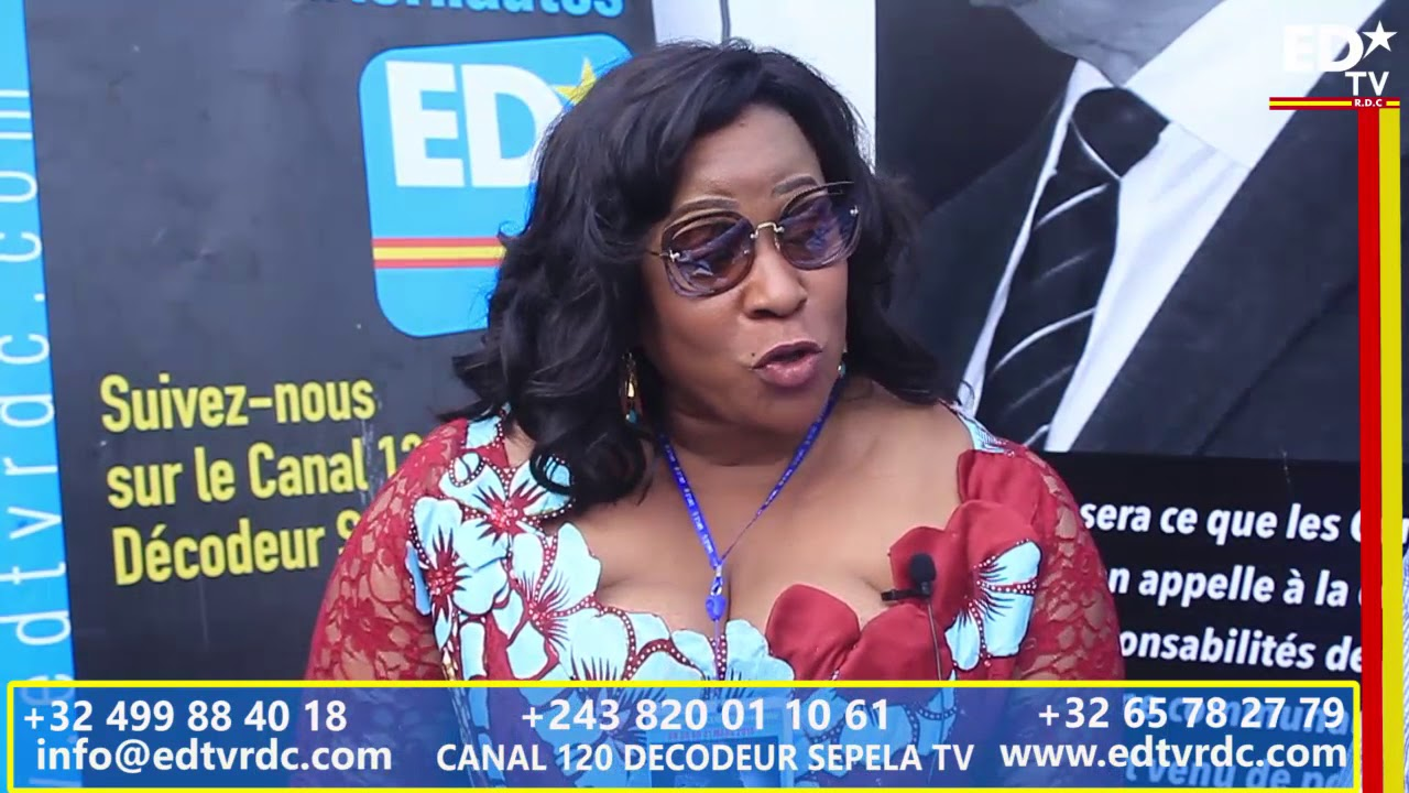 UDPS CONGRES EXTRAORDINAIRE: TO LANDA MAMAN HENRIETTE