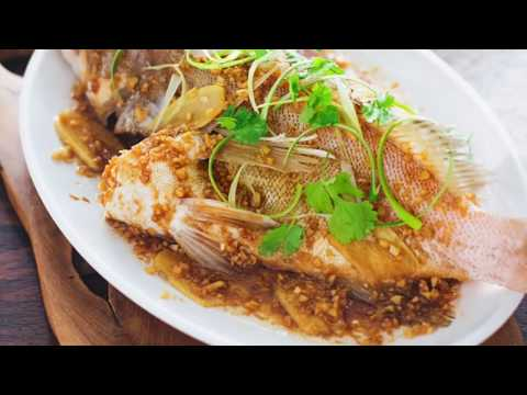 Thermomix® Malaysia Home-style Steamed Fish Recipe