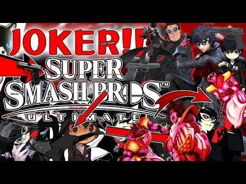 JOKER!! SUPER SMASH