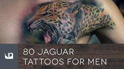 80 Jaguar Tattoos For Men