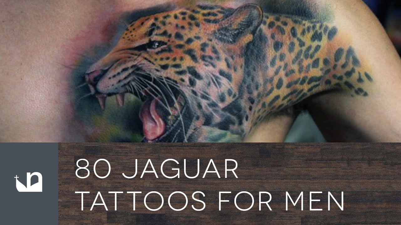 80 Jaguar Tattoos For Men Youtube