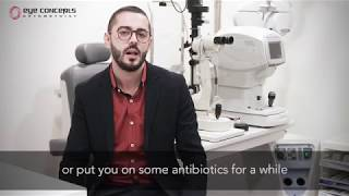 Educational Video: Treating Dry Eyes (Eye Concepts)