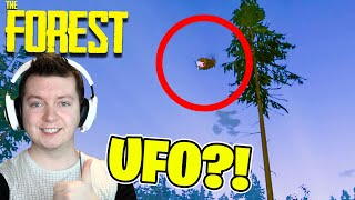 THE FOREST MULTI #09 - UFO?! | VERTEZ, ULAŚKA