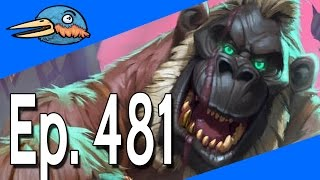 Today In Hearthstone Ep. 481 Lalala