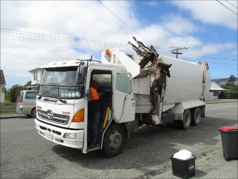 Waimate's Rubbish & Recycling Collections