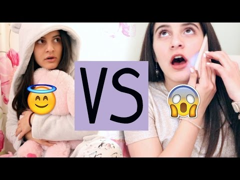 Kids vs Teens during the holidays || Andrea Panny