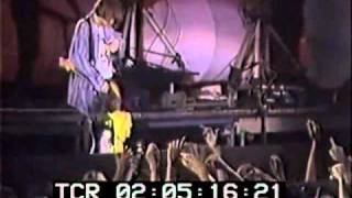 Kurt Cobain goes Crazy (Interesting video)