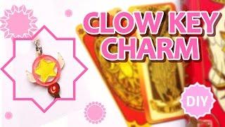 【DIY】 Make a Cardcaptor Sakura Clow Charm ★! (Sub ESP)