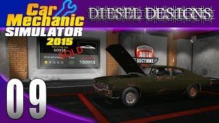 Car Mechanic Simulator 2015: Let's Play: EP09: Auction House & Restoration P.1! (60FPS)(, 2015-06-01T18:37:06.000Z)