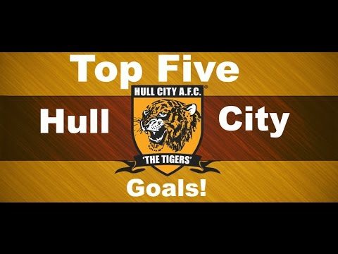 Top 5 Hull City Goals Of All Time | 5 Best Goals Ever | Football |