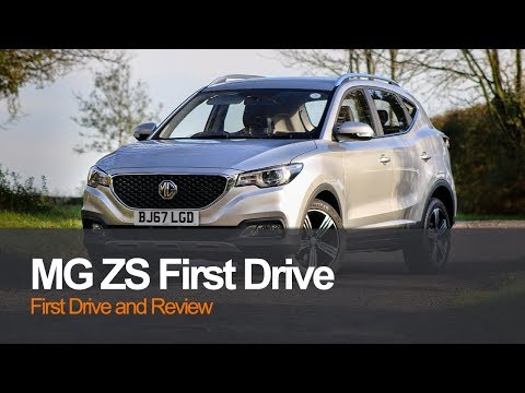 MG ZS Review (Concise) and First Drive –  Formerly MG XS | MG Launch UK 2017