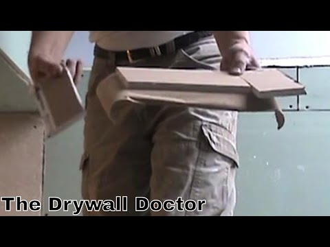 Drywall 101 - How to Properly Do a California Hot Patch