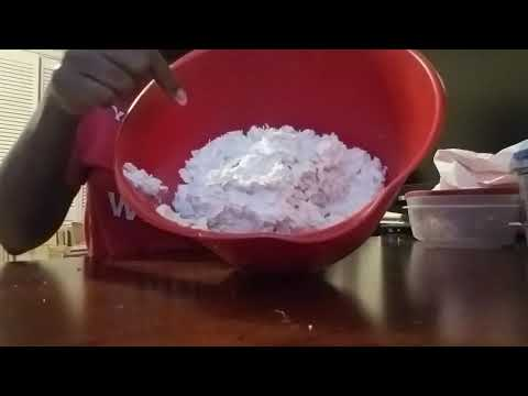 Making paper clay