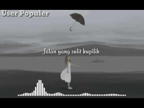 Lirik lagu Bimbang - Melly Goeslaw Cover by ( Mitty Zasia )