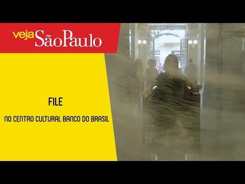 FILE no Centro Cultural Banco do Brasil