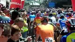 World Cup Mountainbike Houffalize 07 Start (men)