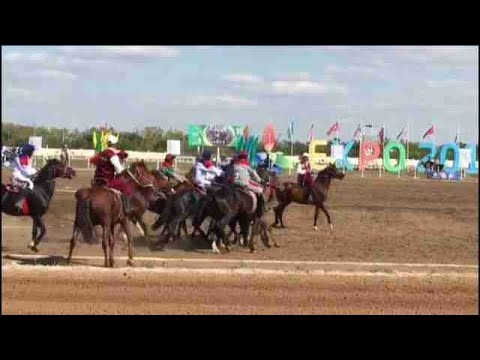 Kazakhstan rekindles equestrian sport of Central Asian nomads