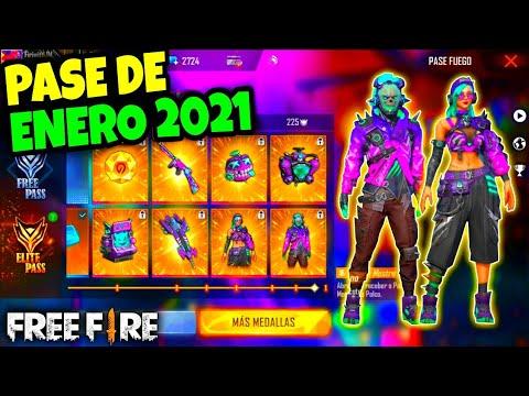 Download MOSTRANDO PASE ELITE ENERO 2021 NOVEDADES ACTUALIZACIÓN FREE FIRE