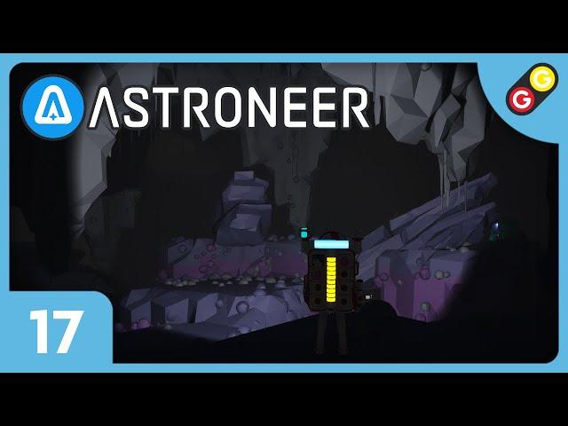 ASTRONEER Saison 3 #17 Dans les caves de Novus ! [FR]