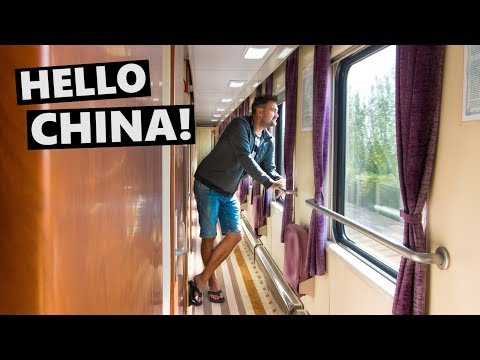 Trans Siberian Railway - Arriving In BEIJING, China & Completing Our 12,000 Km Road Trip!!