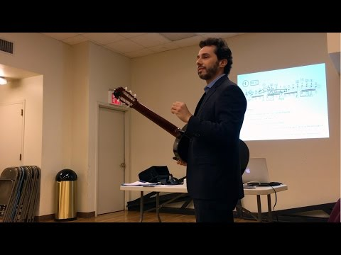 João Kouyoumdjian Lectures on Bach for the NYCCGS (Full Presentation)