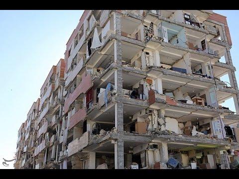 زلزال بقوة 6 درجات يضرب غرب إيران  - نشر قبل 11 ساعة