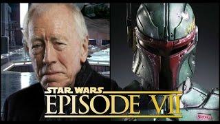 Star Wars Episode 7 - Is Max Von Sydow Boba Fett
