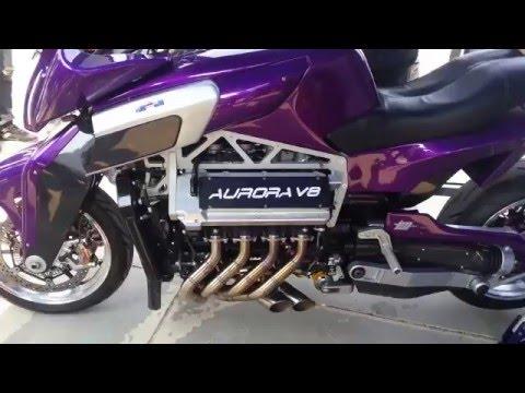 Aurora Hellfire V8 Engine