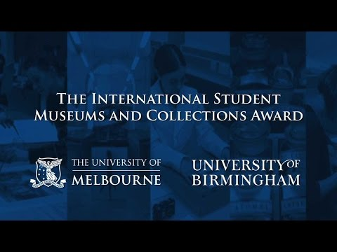 U21 International Student Museums and Collections Award