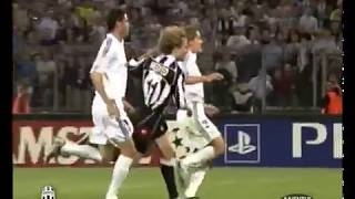 14/05/2003 - Champions League - Juventus-Real Madrid 3-1