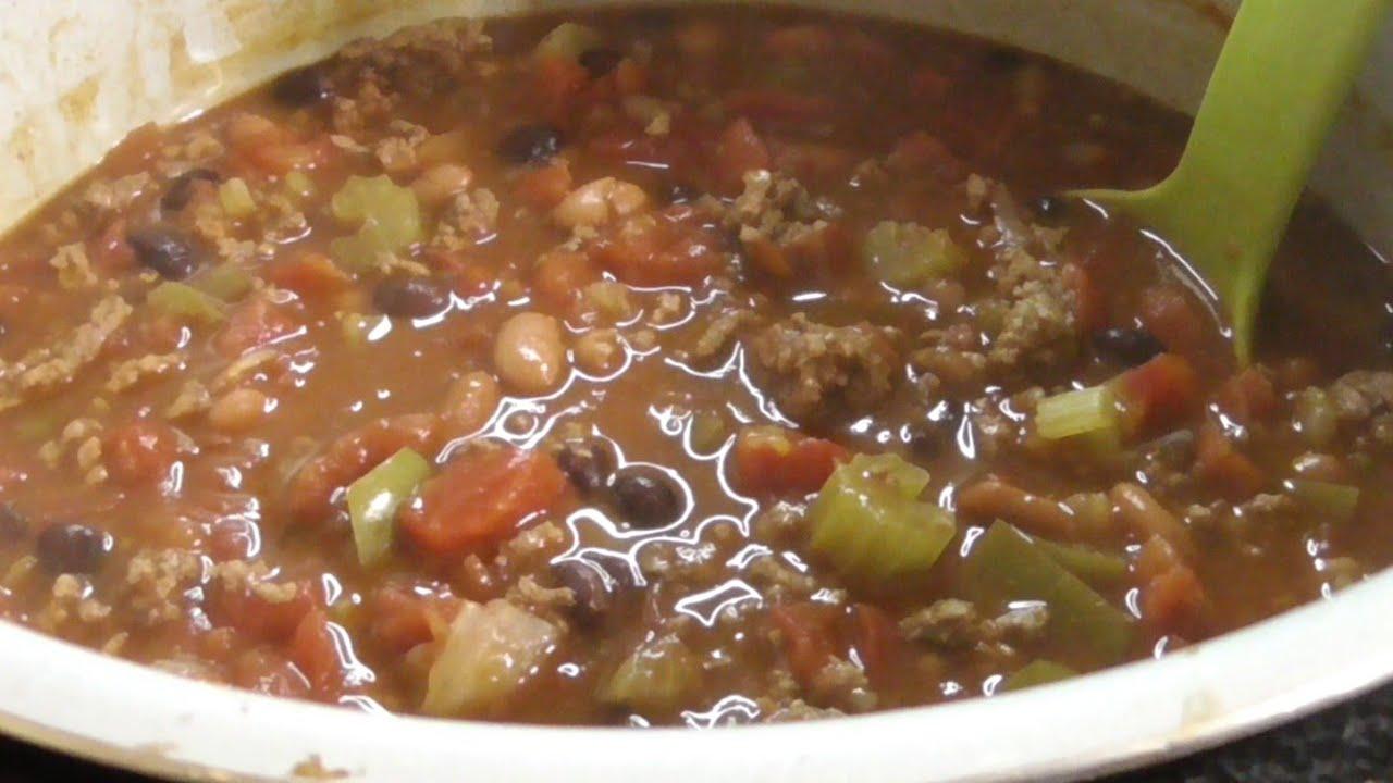 Ninja Foodi Easy Chili Pressure Cooker Youtube