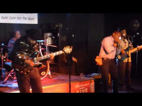 Let Me Love You Baby by John Primer @ DSBS Show March 9 2014