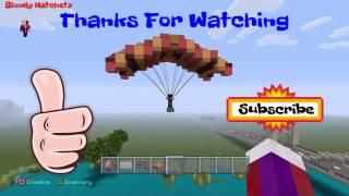 Minecraft Parachute Tutorial