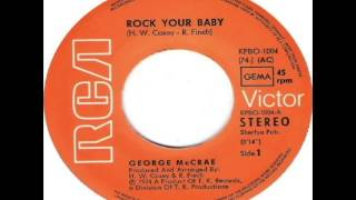 George McCrae - Rock Your Baby (1974)