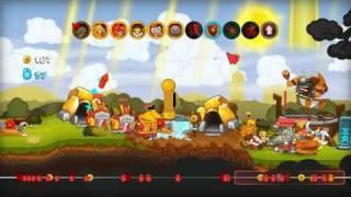 Swords & Soldiers PC Gameplay Multiplayer HD (Steam) GTX 480