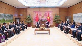 Chủ tịch Quốc hội tiếp Đoàn Đại biểu Nhân đại Trung Quốc và Đoàn Đại biểu Quốc hội Maroc