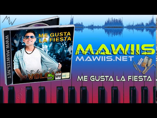 MW548 ME GUSTA LA FIESTA (Cumbia) - Roberto Edgar Volcan - MiDi