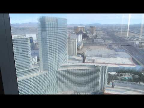 Vdara 2 Bedroom Penthouse 55th Floor