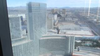 Vdara 2 Bedroom Penthouse - 55th Floor