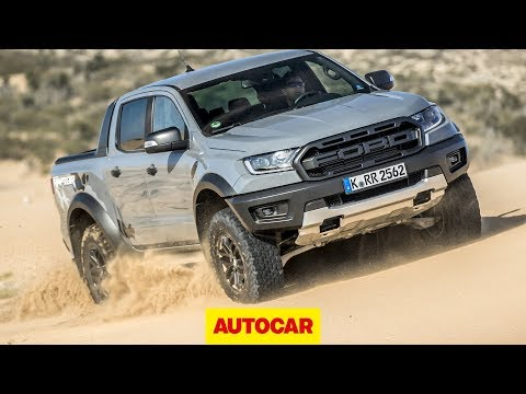 Ford Ranger Raptor review | Driving Ford's performance pickup | Autocar from YouTube · Duration:  4 minutes 6 seconds