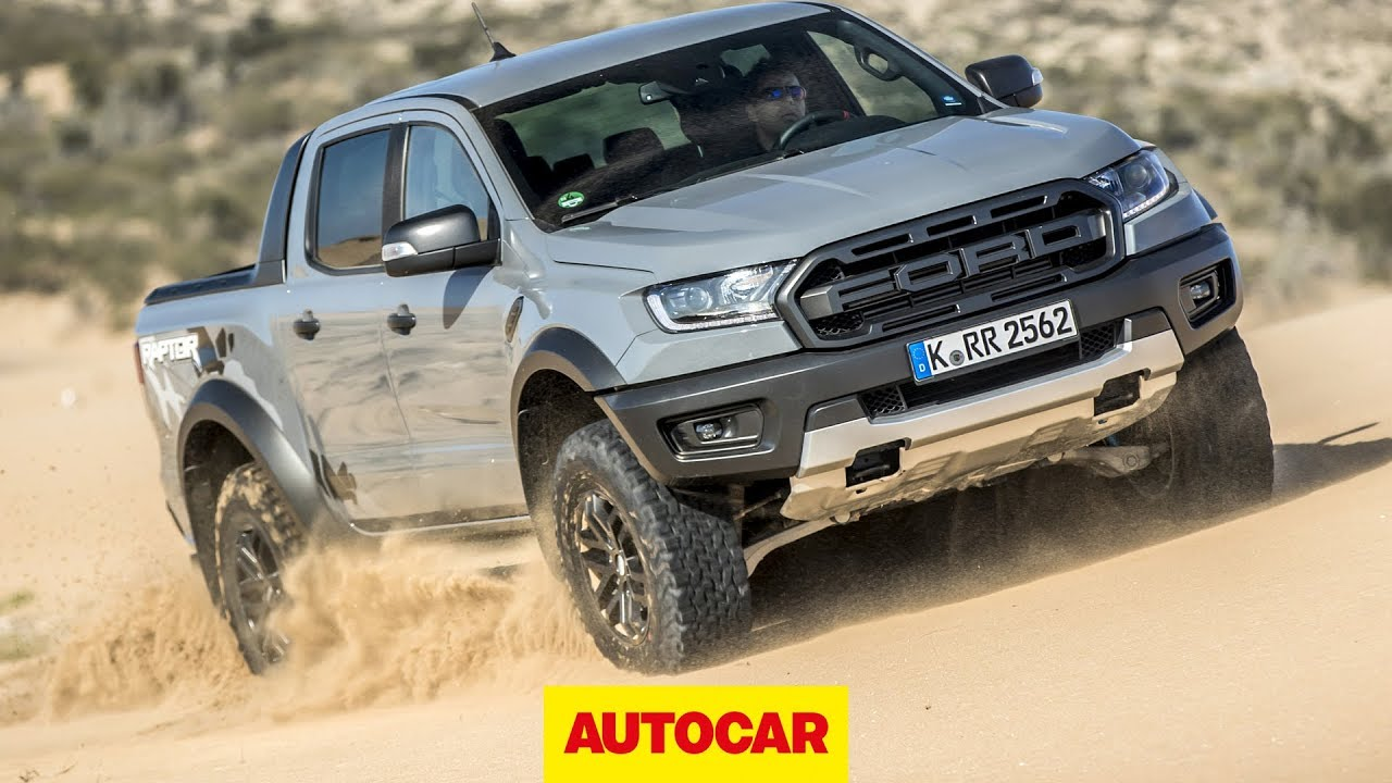 Ford Ranger Raptor Review Driving Fords Performance Pickup Autocar