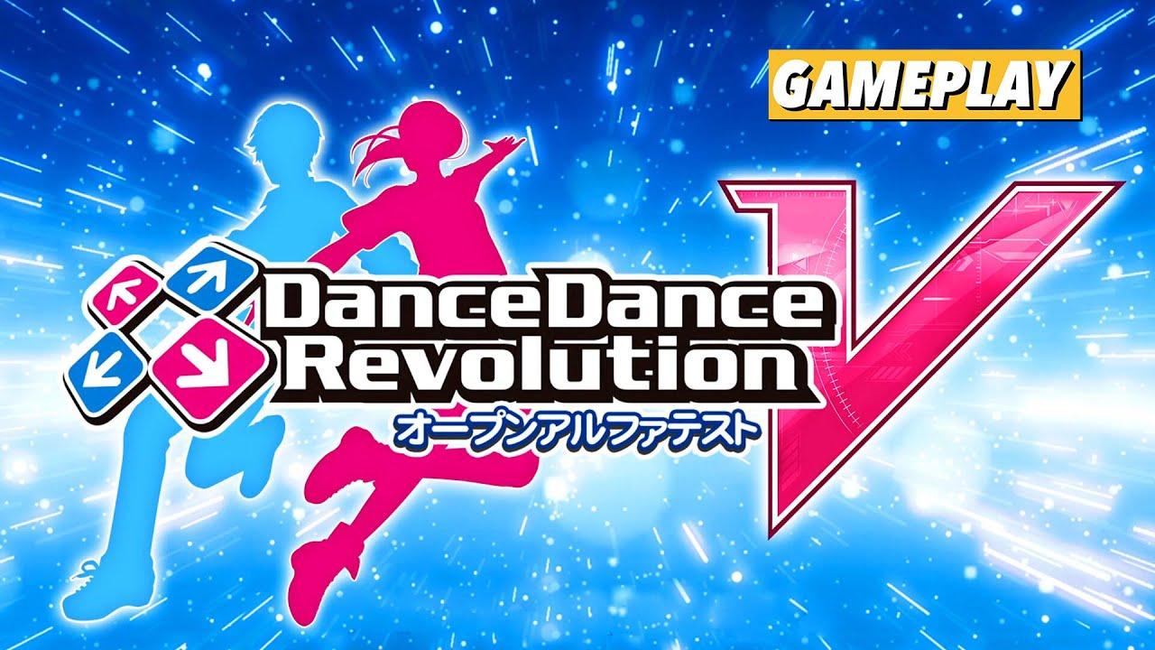 Dance Dance Revolution V Demo Gameplay | Kotaku - YouTube