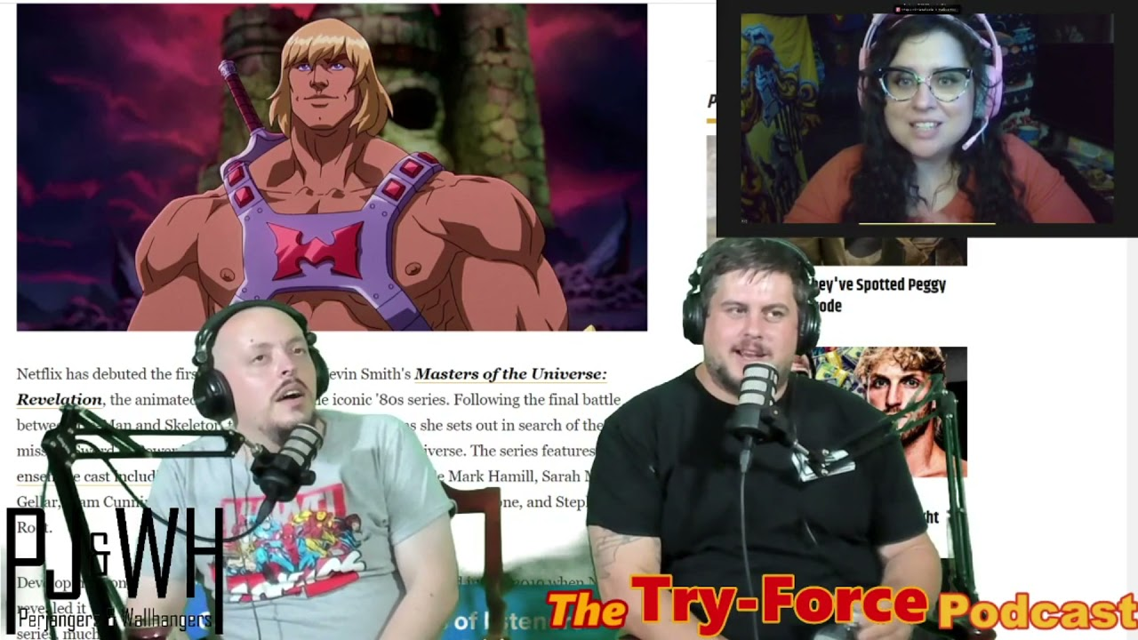 #228 Try-Force Podcast: Two Yutes Finding A Bonfire