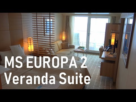 ms-europa-2:-veranda-suite-im-detail-|-rundgang-kabine-669-|-2018