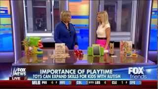 Toys for Children on the Autism Spectrum