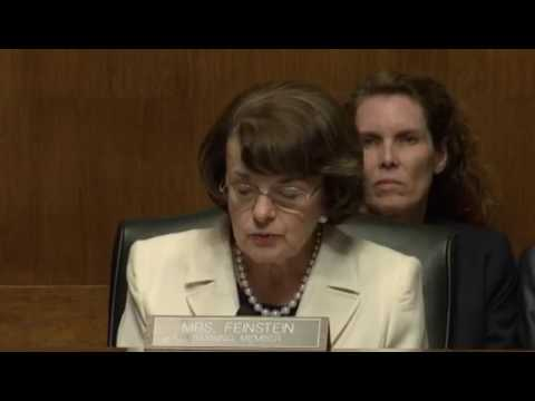 Senate Judiciary Committee Hearing on Justice Department Nominations