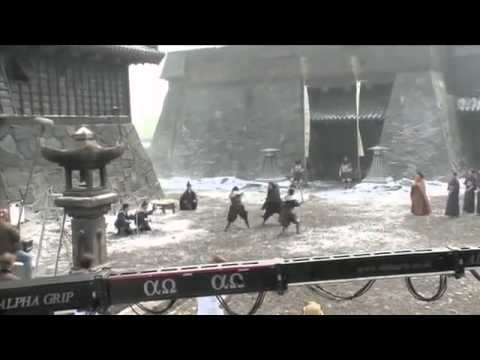 47 Ronin   Behind the scenes Part 1