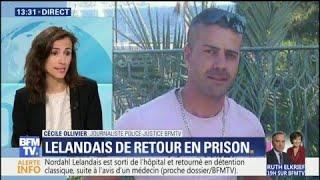 Nordahl Lelandais a quitté l'hôpital et est retourné en détention à Saint-Quentin-Fallavier