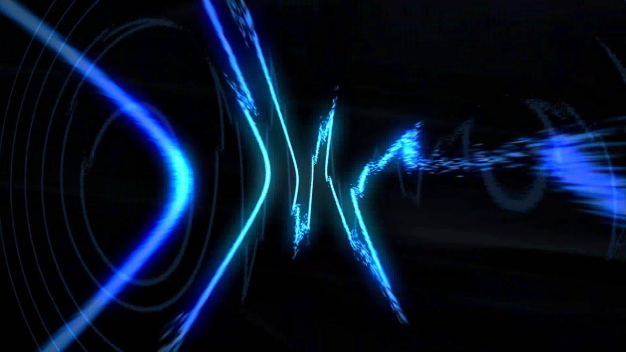 Music Waveform Video Background Youtube